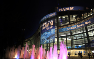 Capture at NAMM 2019