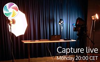 Live webcast on the history of Capture