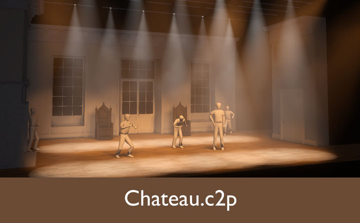 Download Demo Chateau c2p file