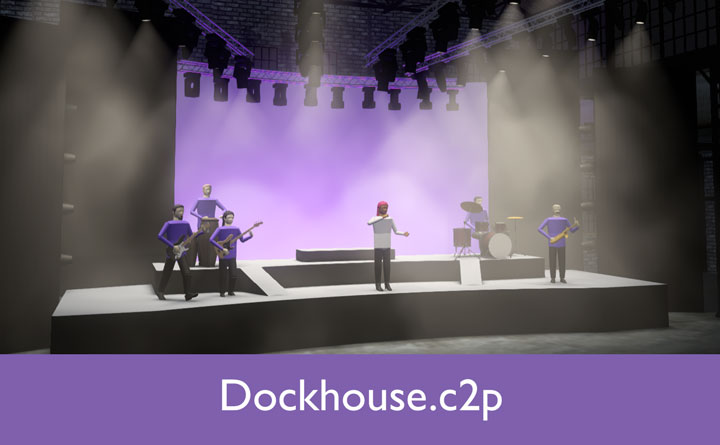 Download Demo Dockhouse c2p file