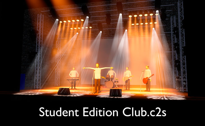 Download Demo Student Editon Club c2p file