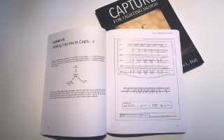 First textbook on Capture published