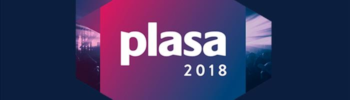 Capture at PLASA 2018