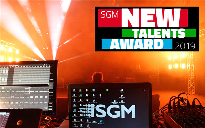 The SGM New Talents Award is back