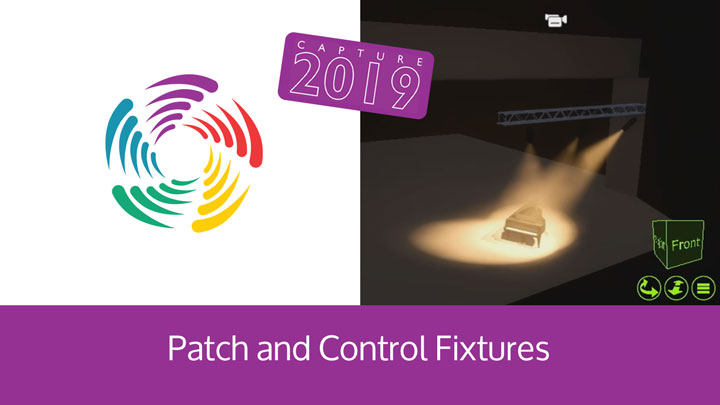 Patch and Control Fixtures