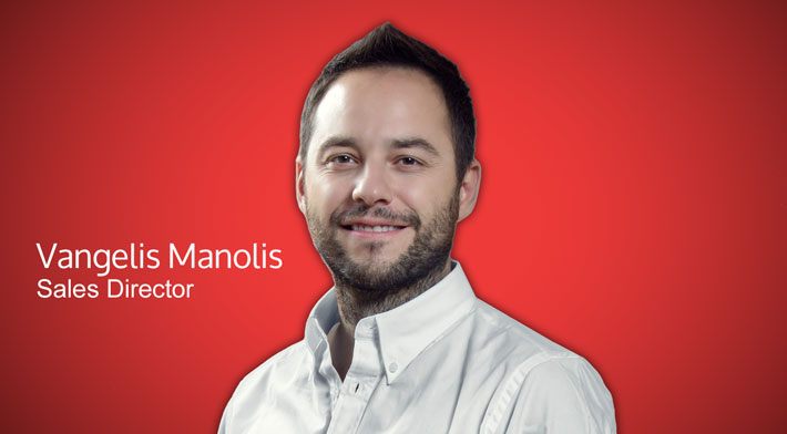 Vangelis Manolis / Sales Director